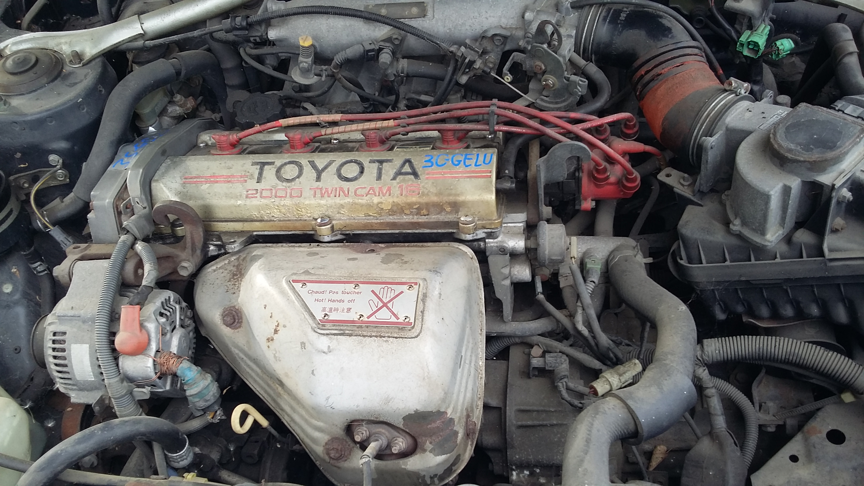 двс Toyota Корона #10