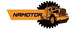 """Логотип Автомагазин для грузовиков """"Намотор"""""""