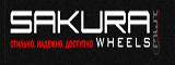 Логотип Магазин литых дисков Sakura wheels