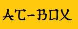 Логотип AT-BOX