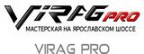 Логотип Virag.Pro