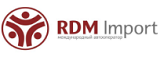 Логотип RDM Import