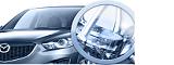 Логотип Запчасти MAZDA