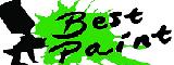 Логотип Best Paint