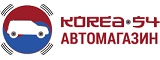 """Логотип Магазин """"Корея 54"""""""