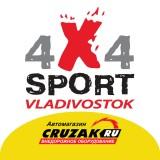 Логотип 4x4SPORT