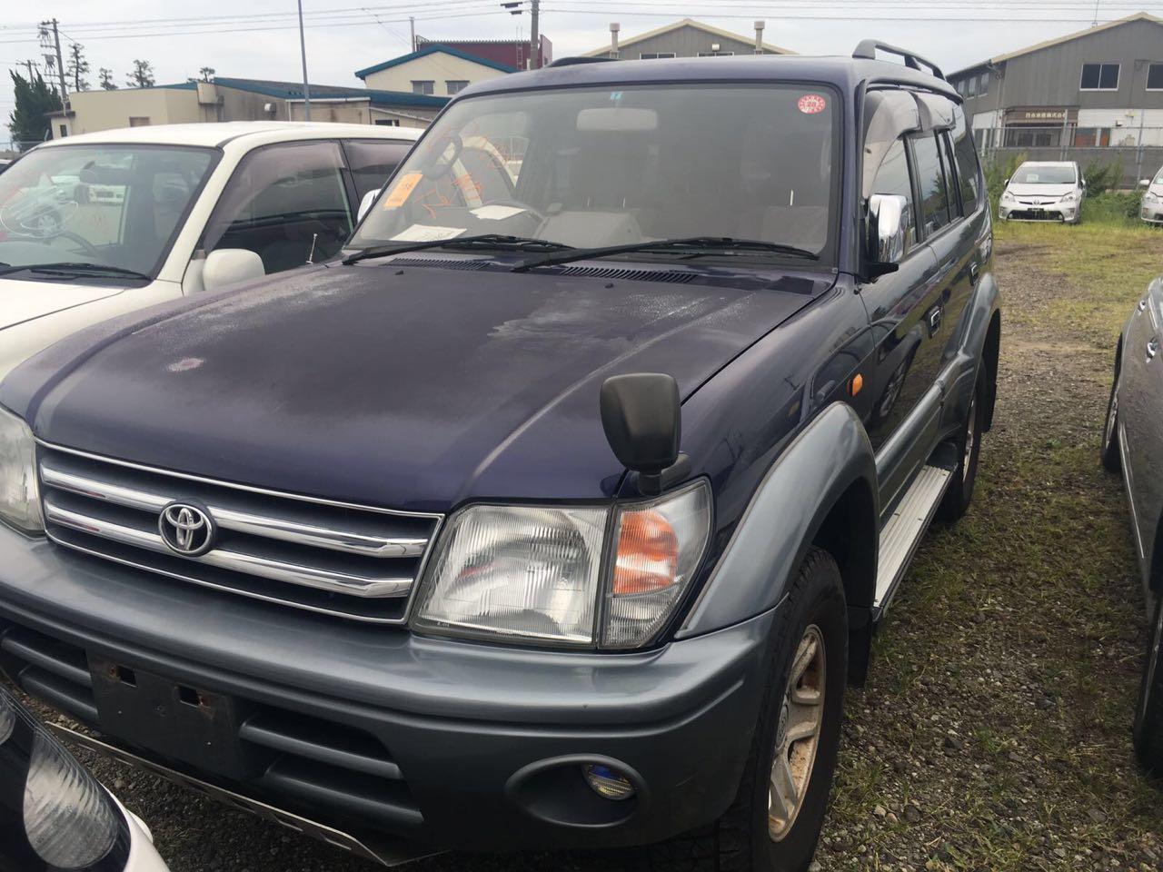 Toyota Land Cruiser Prado 1KZ-TE | DRIVE2