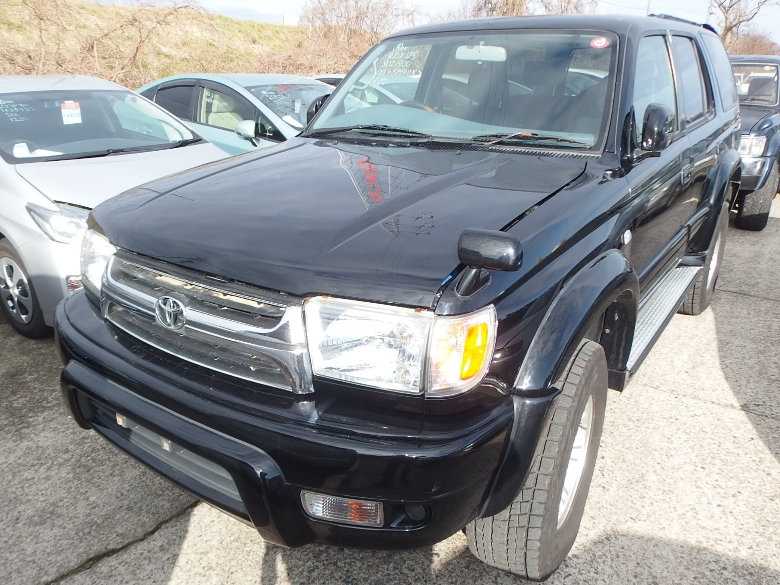 TOYOTA HILUX SURF (4RUNNER) Used Vehicles for Sale from ...
