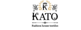 Логотип KATO fashion house textiles