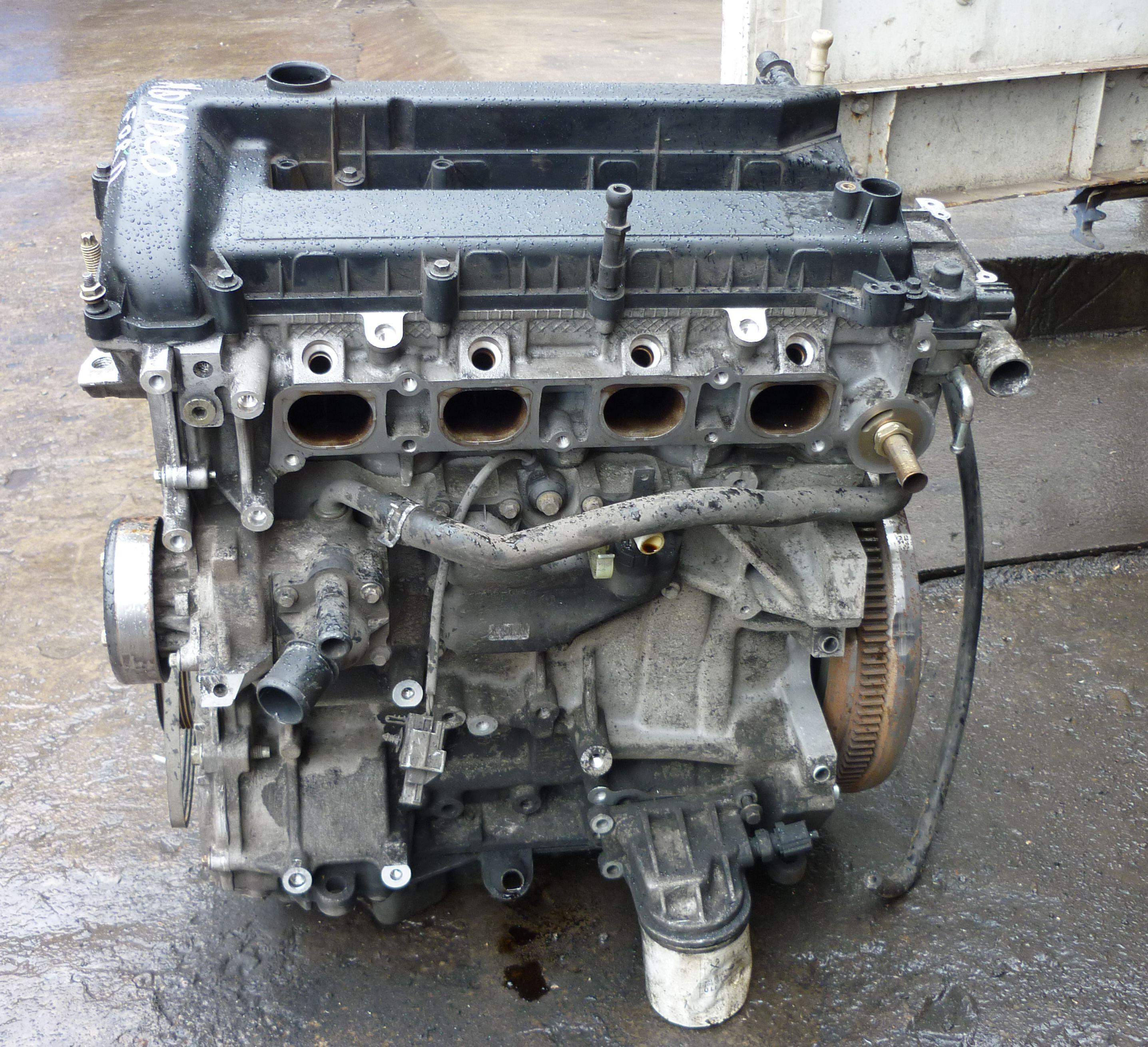 Двигатели на форд мондео 2